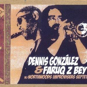 Image for 'Dennis González & Faruq Z. Bey with Northwoods Improvisers Septet'