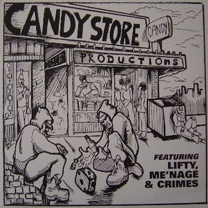 Image for 'The Candy Store'