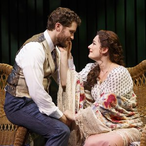 Image for 'Matthew Morrison & Laura Michelle Kelly'