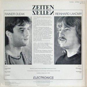 Image for 'Reinhard Lakomy & Rainer Oleak'