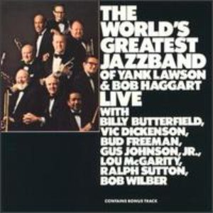 Image for 'The World's Greatest Jazzband Of Yank Lawson & Bob Haggart'