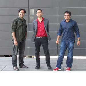 Image for 'Vijay Iyer with Prasanna & Nitin Mitta'