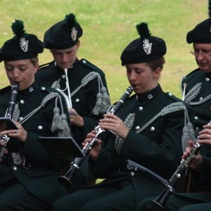 Image for 'The Band Of The Royal Irish Rangers'