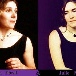 Image for 'Julie Murphy & Annie Ebrel'