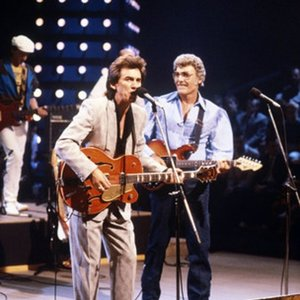Image for 'Carl Perkins & George Harrison'