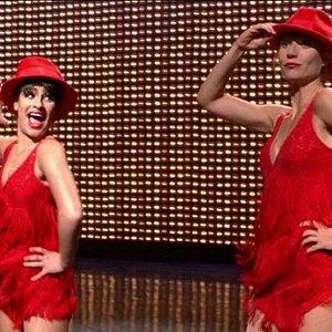 Image for 'Gwyneth Paltrow & Lea Michele'