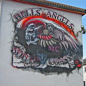 Imagem de 'Hell's Angels'