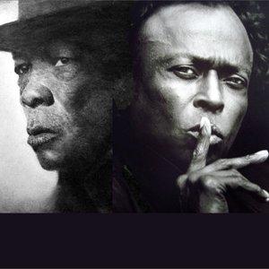 Image for 'John Lee Hooker & Miles Davis'