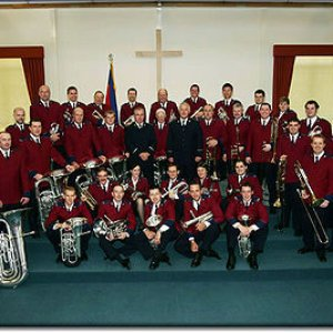 Image for 'Melbourne Staff Band'