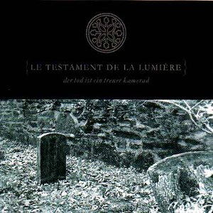 Image pour 'Le Testament De La Lumière'