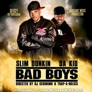 Image for 'Slim Dunkin & Da KID'