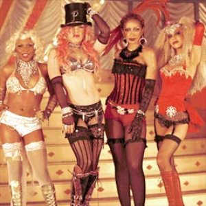 Image for 'Christina Aguilera, Lil' Kim, Mýa, and Pink'