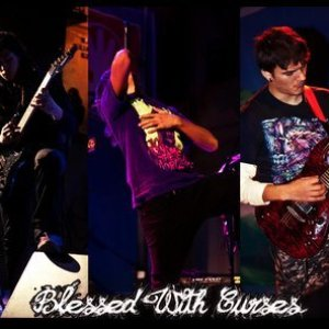 Image for 'Blessed with Curses'