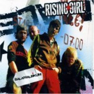 Image for 'Rising Girl'