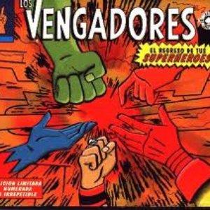 Image for 'Los Vengadores (Ana Curra)'