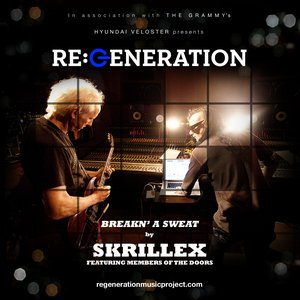 Image for 'Skrillex feat. Members of The Doors'