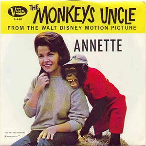 Image for 'Annette Funicello, The Beach Boys'