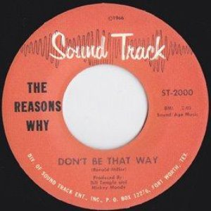 Image for 'The Reasons Why'
