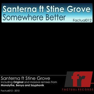 Image for 'Santerna feat. Stine Grove'