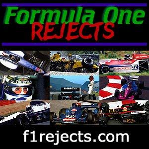 Bild für 'F1 Rejects'
