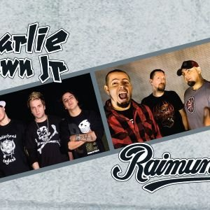 """Charlie Brown Jr. & Raimundos""的封面"