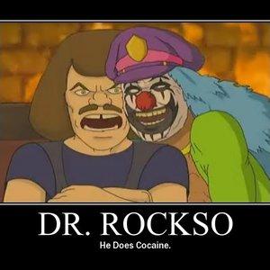 Imagem de 'Dr. Rockzo, the Rock 'n' Roll Clown'