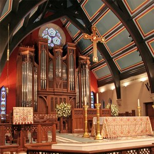 Image for 'The Choir of St. Paul's Episcopal Church, Indianapolis'