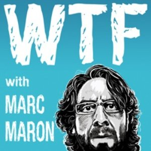 Imagem de 'WTF with Marc Maron Podcast'