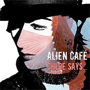 Image for 'Alien Café'
