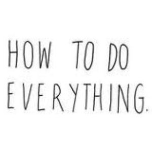 Image for 'How To Do Everything'