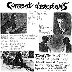 Image for 'Current Obsessions'