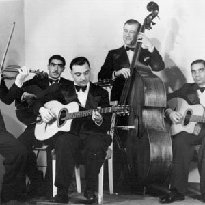 Image for 'Django Reinhardt, Stéphane Grappelli & Quintette Du Hot Club De France'