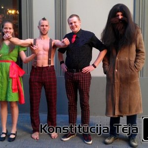 Image for 'Konstitūcija Tējā'