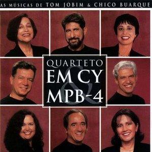 Image for 'Quarteto em Cy e MPB4'