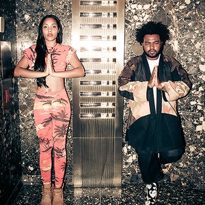 Image for 'India Shawn & James Fauntleroy'