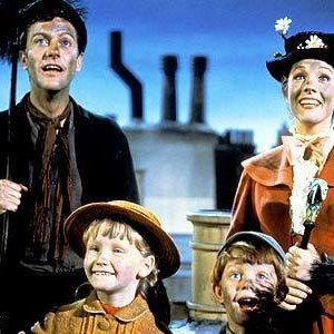 Image for 'Julie Andrews, Dick Van Dyke, Karen Dotrice, Matthew Garber'