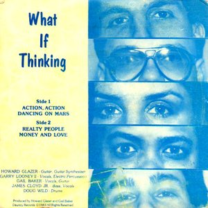 Image for 'What If Thinking'