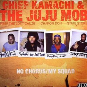 Imagem de 'Chief Kamachi & The Juju Mob'