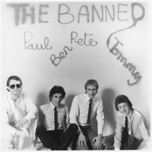 Image for 'The Banned'