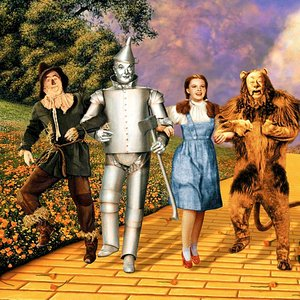 Image for 'The Wizard Of Oz Cast'