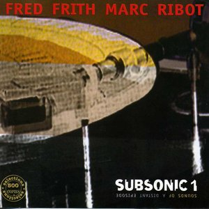 Image for 'Fred Frith & Marc Ribot'