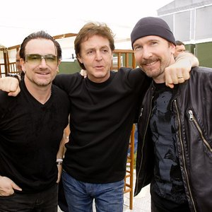 Image for 'Paul McCartney & U2'