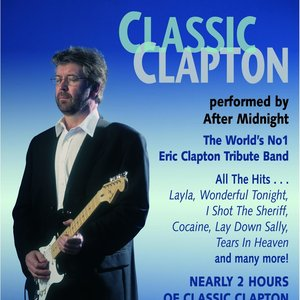 Image for 'Classic Clapton'
