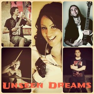 Image for 'Unseen Dreams'
