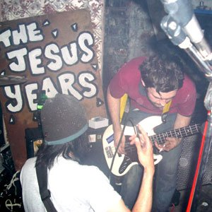 Image for 'The Jesus Years'