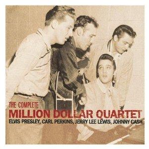 Image for 'Elvis Presley, Jerry Lee Lewis & Carl Perkins'