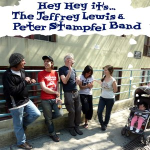 Image for 'The Jeffrey Lewis & Peter Stampfel Band'