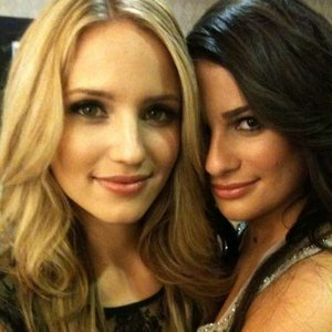 Image for 'Dianna Agron & Lea Michele'