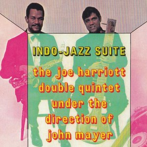 Bild für 'The Joe Harriott Double Quintet'
