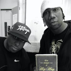 Image for 'KRS One and DJ Premier'